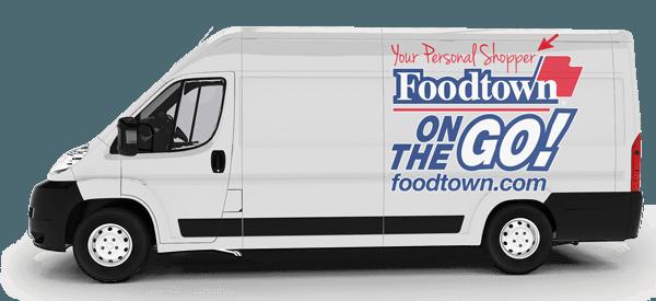 Foodtown Van