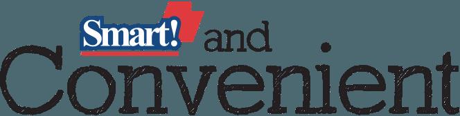 Smart and Convenient Logo