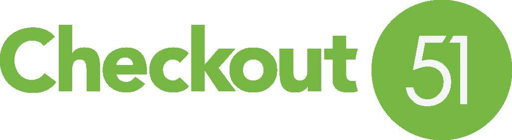checkout logo colour