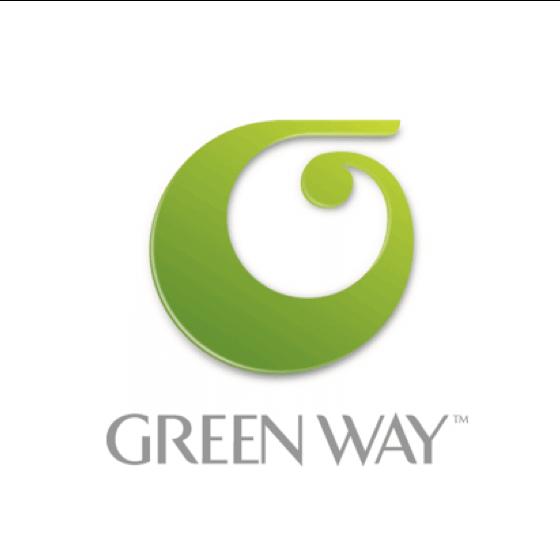 Green Way logo